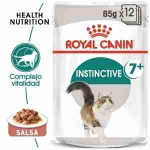 royal canin instinctive 7+ sobres