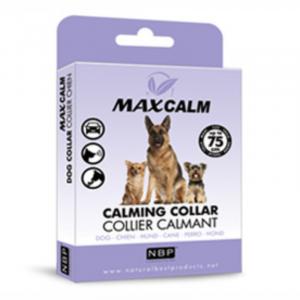 collar max calm para perros para que se relajen